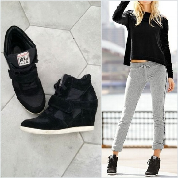Ash Shoes | Ash Bowie Wedge Sneakers